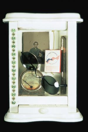 Cigar Box by Susan Richards